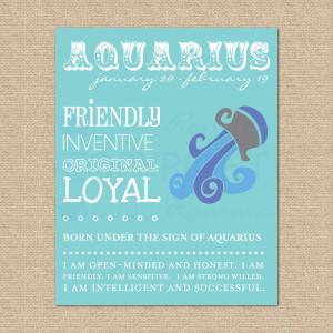 Aquarius Woman Love...