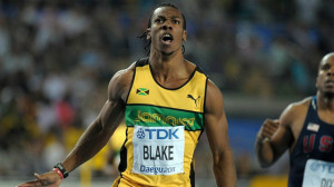 Yohan Blake wants to see Cristiano Ronaldo in 100m