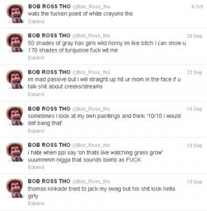 bob ross tho slightly fills the void bill nye tho left behind.