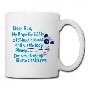 Funny New Year resolution Coffee mug Tea Mug cup