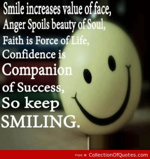 keep smiling quotes quotesgram