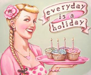 Happy Birthday to Me! 52 Today!