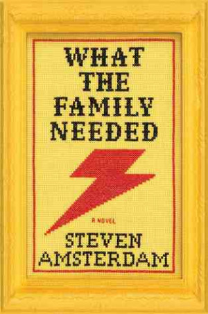 "Start by marking ""What the Family Needed"" as Want to Read:"