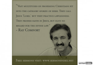 Ray Comfort Quote