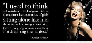 Marilyn Monroe – Amazing quotes