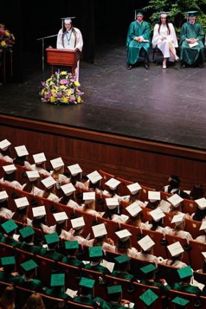 High School Graduation Quotes 2013 High school on tuesday