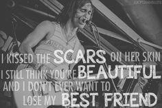 One of my favorite quotes/lyrics PTV ♥ More