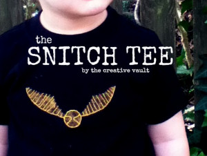 The Snitch Tee