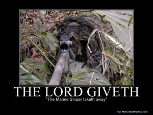 Marine Sniper Quotes Marine sniper