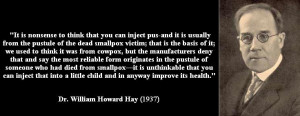 General (smallpox vaccination) quotes