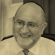 Henry Grunwald OBE QC is a Vice President of the Jewish Leadership