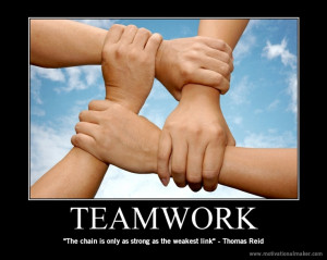Teamwork Quotes For The Office Barney stinson's