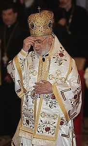 ... IGNATIUS IV on his name's day, the feast of St. Ignatius of Antioch