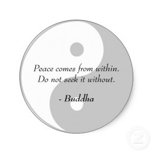 buddha_quotes_peace_comes_from_within_stickers ...