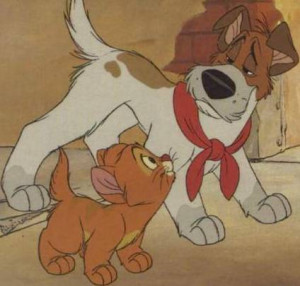 Disney Oliver And Company