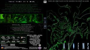 Alien Movie Blu Ray Custom