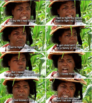 The Color Purple quotes,The Color Purple (1985)