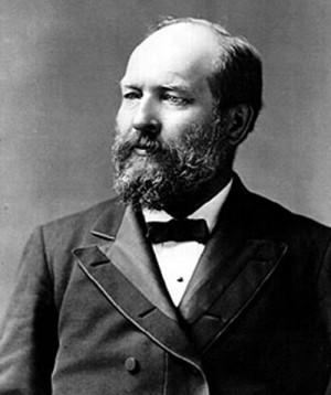 James Abram Garfield est le vingtième président des États-Unis d ...