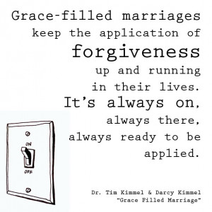 ... Tim Kimmel, Darcy Kimmel, marriage, grace, forgiveness, quotes, books