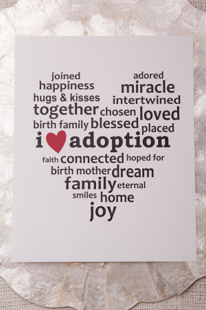 May Adoption Family Good Crazy