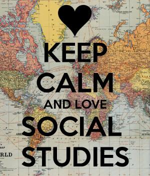 Keep Calm And Love Social
