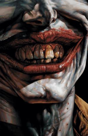 Joker (Graphic Novel) #1 Textless