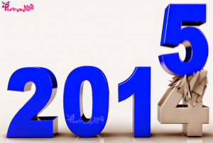 ... is the time to start a new chapter of your life for the new year