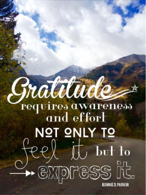 Sister Bonnie D. Parkin | 'Attitude of gratitude': 25 quotes from LDS ...