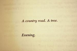 Samuel Beckett, 'Waiting for Godot'