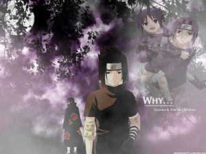 Itachi, weasel in Japanese, is Sasuke's older and evil brother. They ...