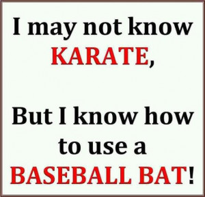 may not know Karate