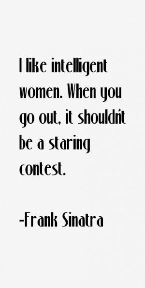Frank Sinatra Quotes & Sayings