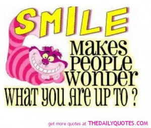 smile-quotes-alice-in-wonderland-cat-pic-funny-quotes-pictures-sayings ...
