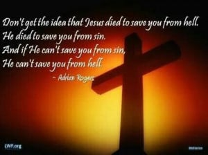 Adrian Rogers quote