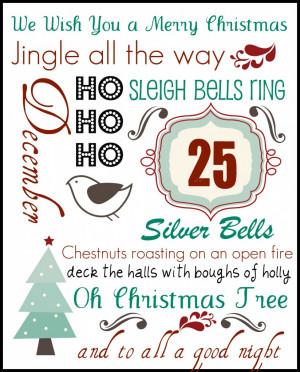 824 x 1024 · 198 kB · jpeg, Free Printable Christmas Quotes