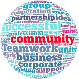 Quotes About Business Giving Back To The Community ~ Help And Hope: 5 ...