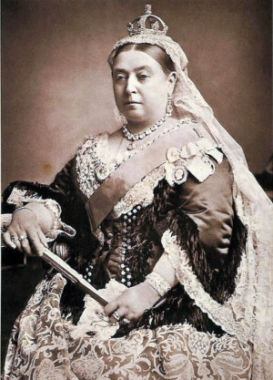 Queen Victoria Photograph.