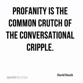 Profanity Quotes