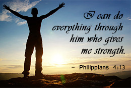 Famous Bible Verses About Faith Bible quotes on strength