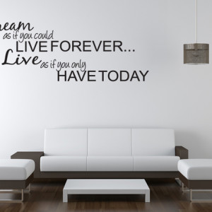 Teen Bedroom Wall Decals Quotes. Wall stickers for bedrooms.