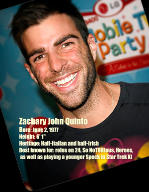 Zachary Quinto Num2