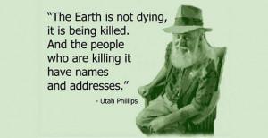 Money Greed Quotes Utahphillips-quote-killing