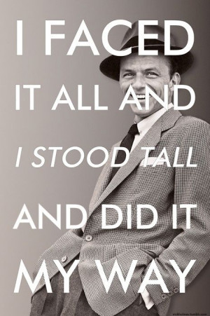 Continue reading these Frank Sinatra Love Quotes