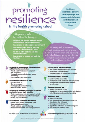 image of Resilience Poster