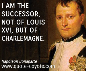 """louis xvi and napoleon dbq """"i have always considered louis xvi's death to be a crime, and i thought so before i became a ruler myself napoleon dbq."""