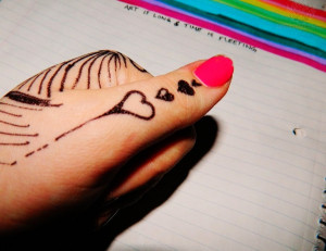 Find all latest small Love Tattoos designs, heart tattoo wallpapers ...