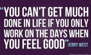Feel good...
