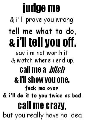 Judge Ill Prove You Wrong...