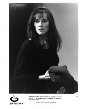Barbara Hershey David...