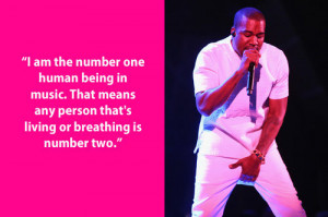 Dumb Celebrity Quotes – Kanye West on we heart it / visual bookmark ...